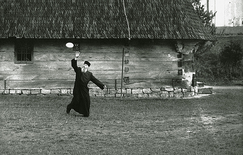 Orthodox Frisbee