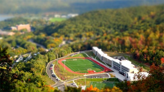 School-Football-Tilt-Shift