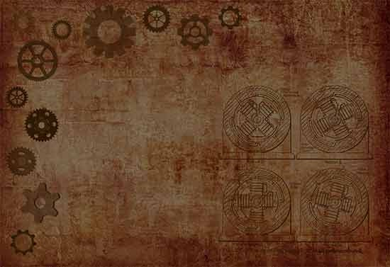 Steampunk-Wallpaper