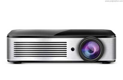 Video Projector PSD