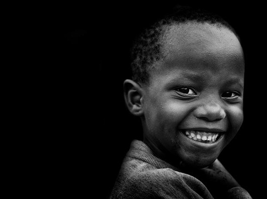 african-smile
