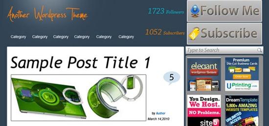 beep-wordpress-template