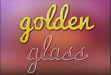 golden-glass