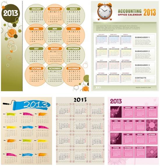 new-year-2013-calendars