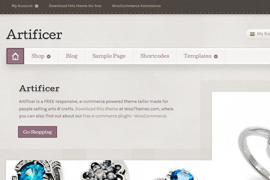 Artificer-free-wordpress-theme-2012