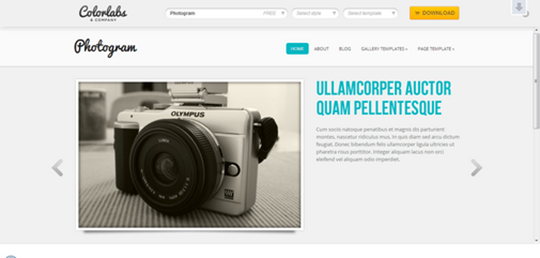photogram-wordpress