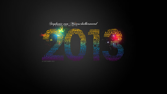Wishing you the best in 2013!