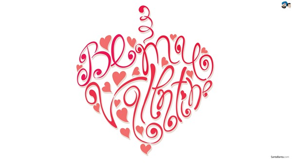 Be My Valentine Day Wallpaper 2013