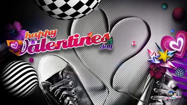 Happy Valentine Day Wallpaper 2013