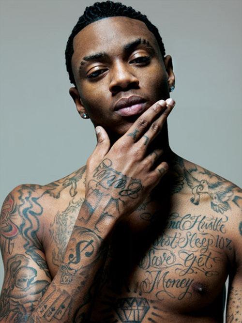 Soulja Boy Tattoos 1