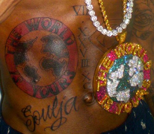 Soulja Boy Tattoos 7