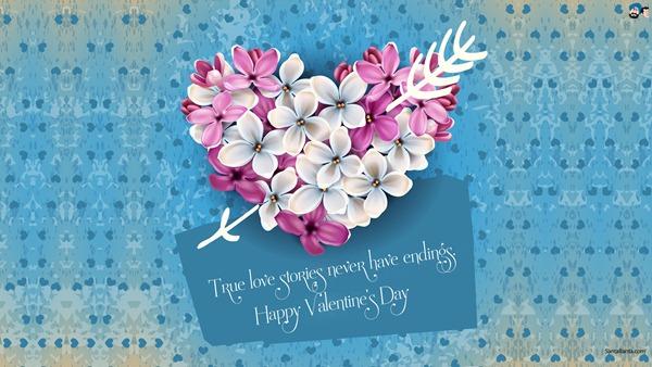 True Love Valentine Day Wallpaper 2013