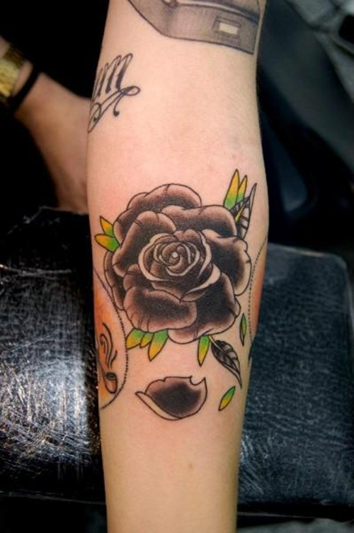 valentine's day tattoos for girl on Arm tattoos 2013