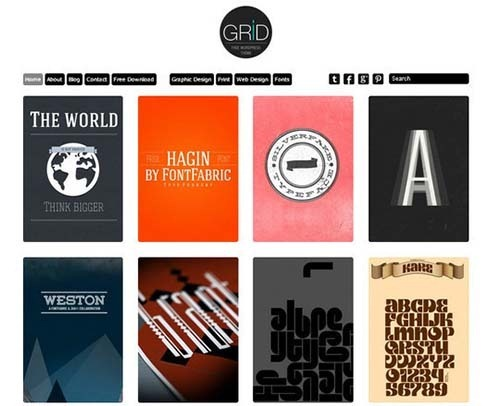 Grid-Theme-Responsive