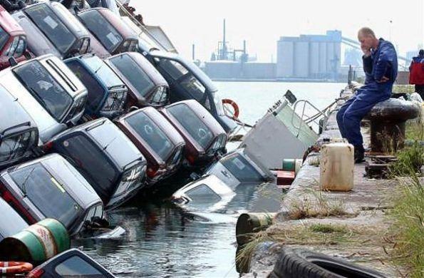 Hey boss i am parking the cars