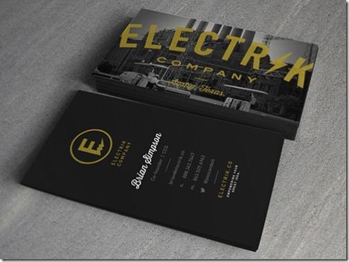 Electrik-Company-Business-Cards