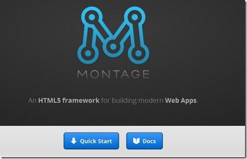 montage html5 framework