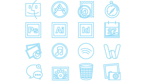 My Desktop Icons