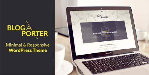 Blog-A-Porter-3D-Menu-Responsive-WordPress-Theme