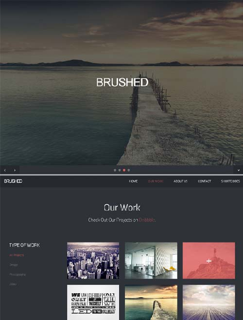 Brushed-Free-One-Page-Responsive-HTML-Template-PSD-by-Alessio-Atzeni