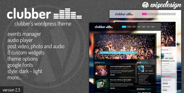 Clubber-Events-&-Music-WordPress-Theme