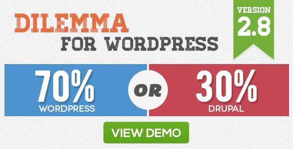 Dilemma-poll-WordPress-Plugin
