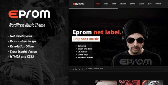 EPROM---WordPress-Music-Theme
