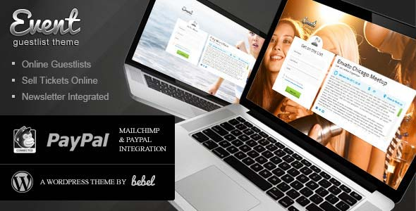 Event-Guest-List-WordPress-Theme