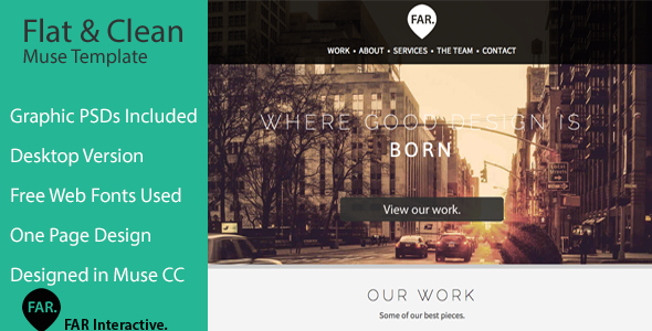 Flat-Clean-One-Page-Parallax-Muse-Theme
