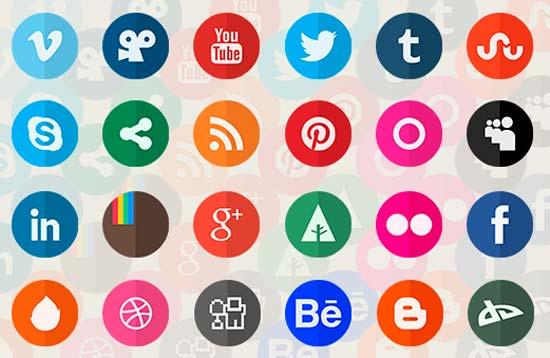 Freebie-Circle-Flat-Icons-Retina-ready