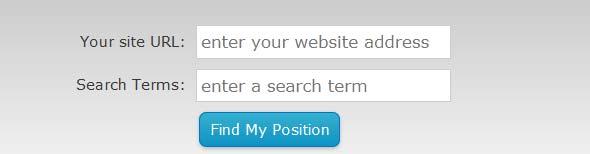 Google-position-checker