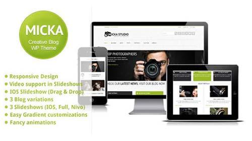 Micka-a-Responsive-Blog-Template