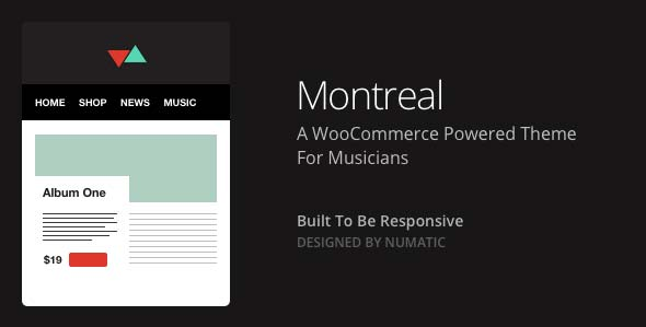 Montreal-WooCommerce-Powered-Music-Theme