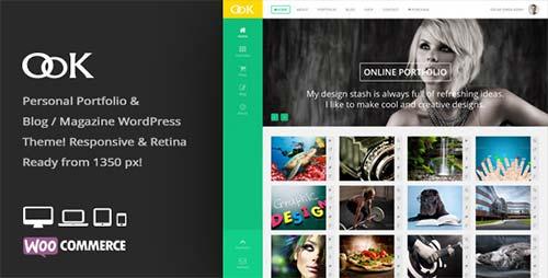 OoK-Personal-Blog-Magazine-&-Portfolio-Theme