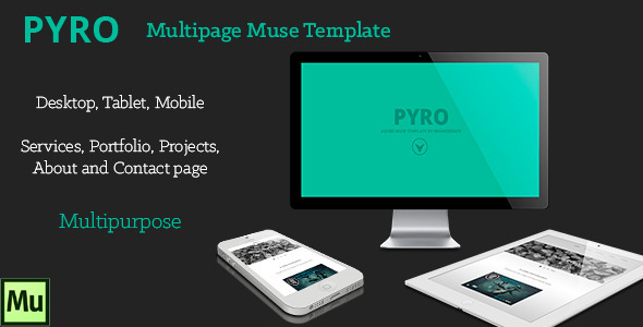 PYRO-Multipage-Muse-Template