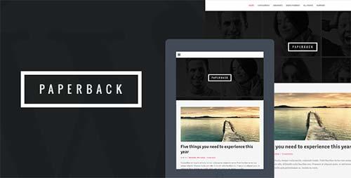 Paperback-Responsive-Blog-Theme