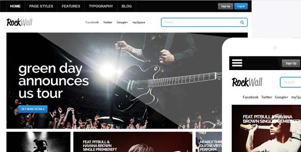 ROCKWALLWordPress