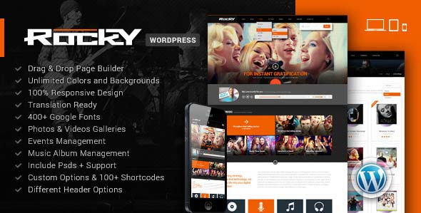 Rocky-Event-&-Music-Band-Theme