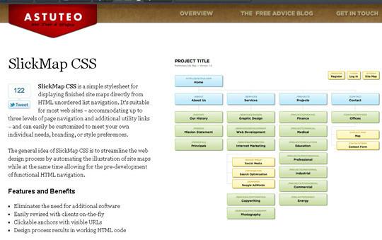 SlickMap-CSS-generator
