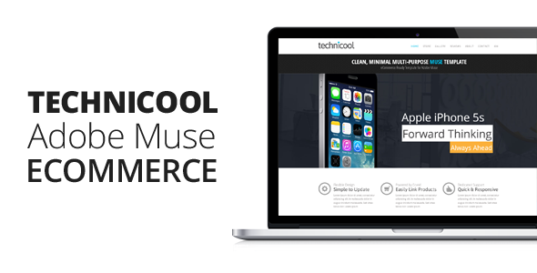 Technicool-Muse-eCommerce-Template