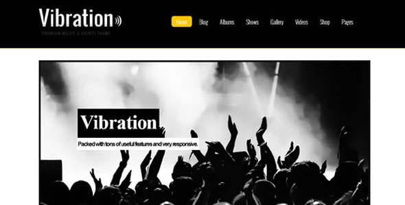 Vibration-Responsive-Music-Events-Theme