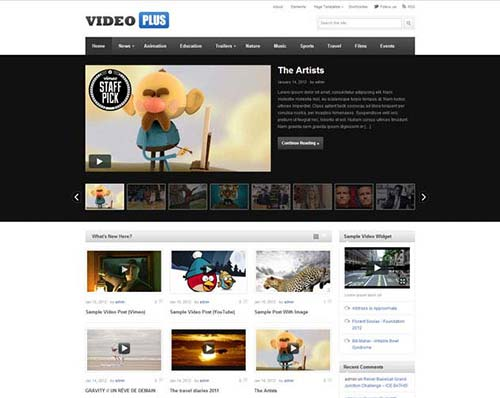 VideoPlus-theme
