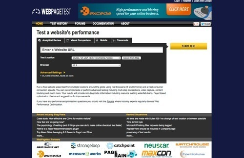 WebPagetest_lightbox