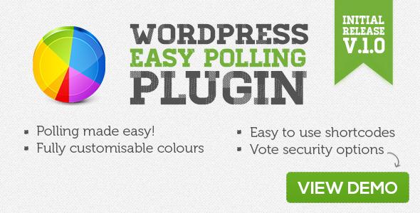 WordPress-Easy-Polling-Plugin