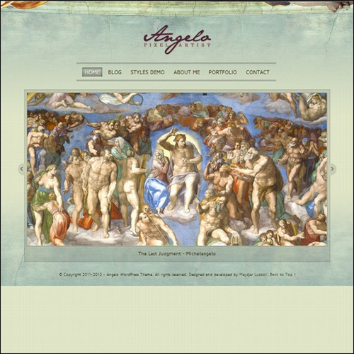 angelo-art-wordpress-theme