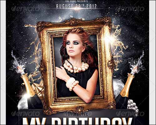 40th birthday ideas 21st birthday invitation templates photoshop birthday party invitation flyer template filmwisefo