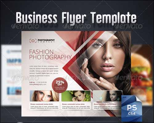 90 best free photoshop psd flyer templates psdreview wajeb Gallery