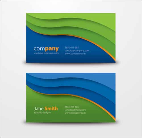 120 latest free business card psd templates psdreview part 7 corporate business card all graphics in the free vector graphics section come in eps file format you will need a vector editing program to open this file reheart Image collections