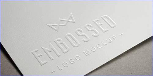 embossed-paper-logo-mockup