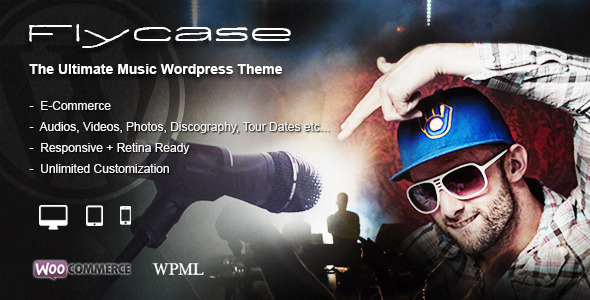 flycase-complete-music-solution-for-wordpress